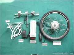 lithium battery e bike kits