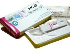 One Step HCG Pregnancy Tests