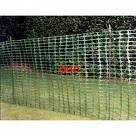 Plastic Green Fence