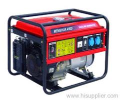 Gasoline recoil Generator