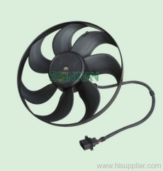 ELECTRIC FAN CHROME