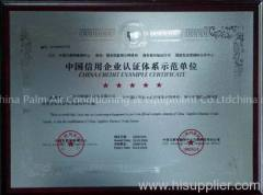 China Palm Air Conditioning & Equipment Co.,Ltd