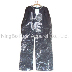 men polyester cotton pajamas