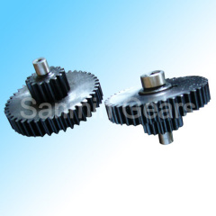 steel spur gear