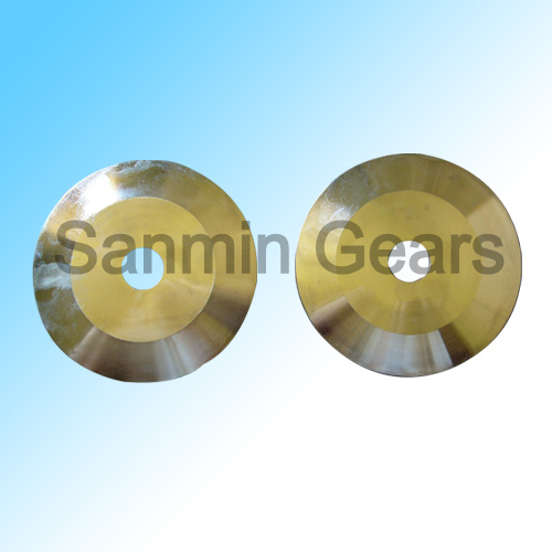 brass CNC Machinery Part