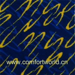 Jacquard Upholstery Fabrics For Auto