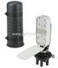 Dome Heat Shrink Fiber Optic splice Enlosure (max. 144 fibers)