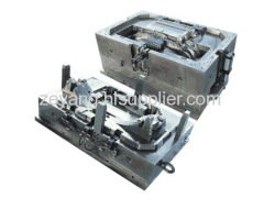 plastic injection moulded product