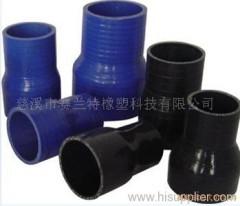 straight silicone tube change