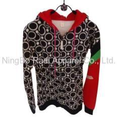zipped ladies hoodies