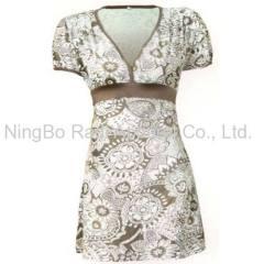 brand girl's dress