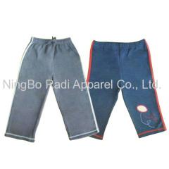 Ladies' cargo pocket pants