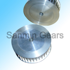 clutch timing pulley