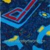 100% Polyester Decorative Jacquard Fabric