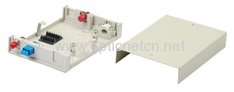 Indoor Fiber Metal Termination Box