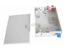 Indoor 6 fibers FTTH Termination Box