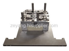 Plastic injectoin mould
