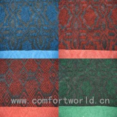 Jacquard Flooring Carpet Fabric