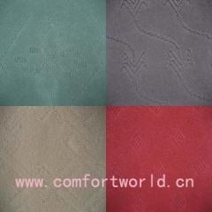 Jacquard auto carpet mats