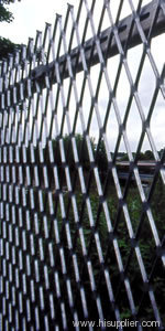 Fastrack Expanded Metal Fences