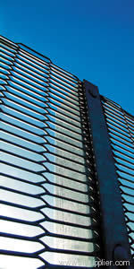 Hy Security  Expanded Metal Fences