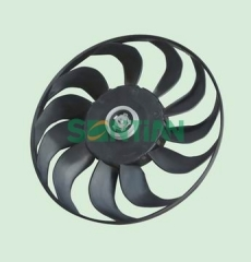 VW radiator fan motors