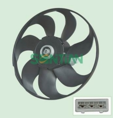 car Radiator Fan Motors
