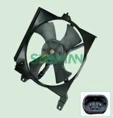 NISSAN Radiator Cooling Fan