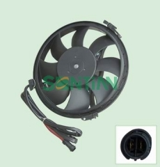 radiator electric fan