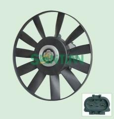 truck fan motor