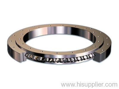 Crossed roller slewing bearing