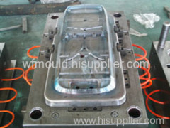floor console mould