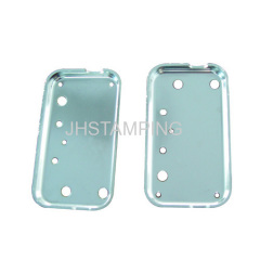 customized metal stamped plate