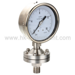 Diaphragm Seal manometer