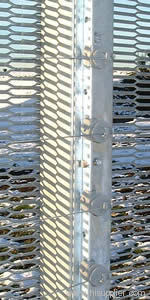 Super Security Expanded Metal Fencings
