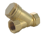 brass strainer valve
