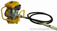 4 stroke engine concrete vibrator