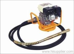 gasoline engine drive vibrator