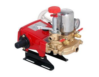 plunger pump sprayers