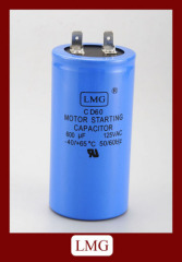 PPM capacitor