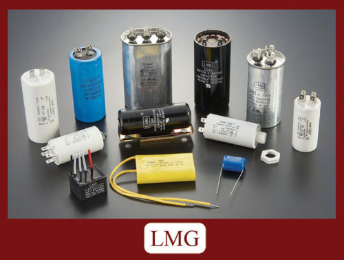 all kinds of capacitors