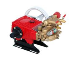 tri-cylinder plunger pump