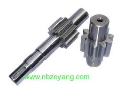 oil pump gear shaft