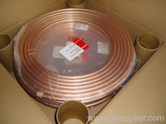 Pancake Coil copper tube