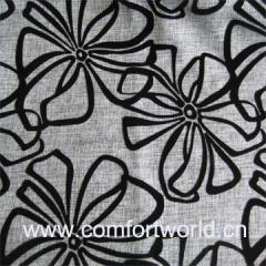 Upholstery Flocking Fabrics