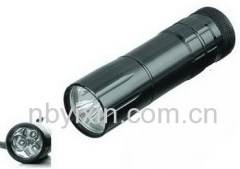 0.5 watt Aluminum Flashlight