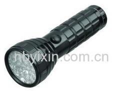 28 LEDs Aluminum Flashlight