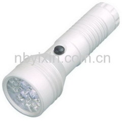 15+3+1 Aluminum Flashlight
