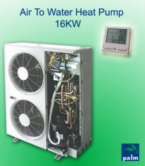 air to water heat pump 3.5-60K