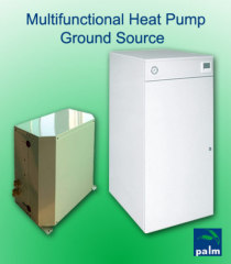 ground source heat pump heater